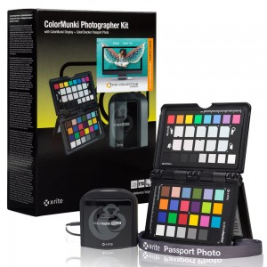 ColorMunki Photographer Kit + GRATIS DxO NIK Collection