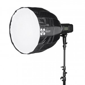 Quadralite Softbox Hexadecagon 50