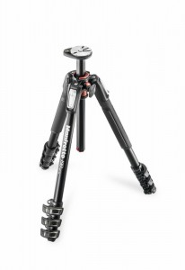 Statyw Manfrotto MT190XPRO4 czarny, 4 sekc.