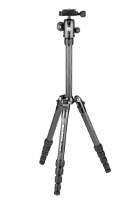 Manfrotto Element Traveller Small statyw z głowicą BH Carbon Fiber