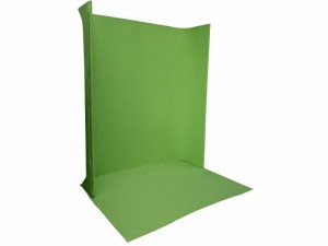 Zestaw LEDGO 1822U U-FRAME Green Screen (ZIELONY EKRAN)