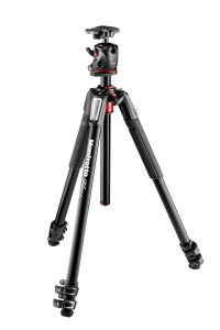 Statyw Manfrotto MT055XPRO3 z głowicą MHXPRO-BHQ2