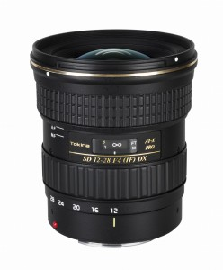 Tokina AT-X PRO DX 12-28mm f/4 Canon