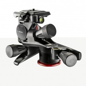 Manfrotto głowica X-PRO GEARED 3-Way z płytką RC2
