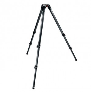 Statyw Manfrotto 535 VIDEO CF 3-sekc 75mm