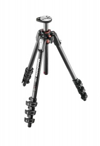 Statyw  Manfrotto MT190CXPRO4 karbon, 4 sekc.