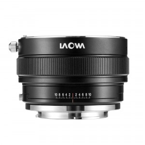 Adapter bagnetowy Venus Optics Laowa Magic Shift Converter LW-MSC 1,4x - Canon EF / Sony E