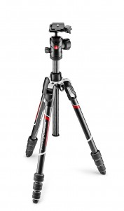 Manfrotto statyw Befree Advanced  M-Lock Carbon